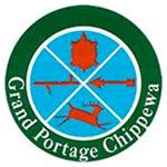 Grand Portage Chippewa logo