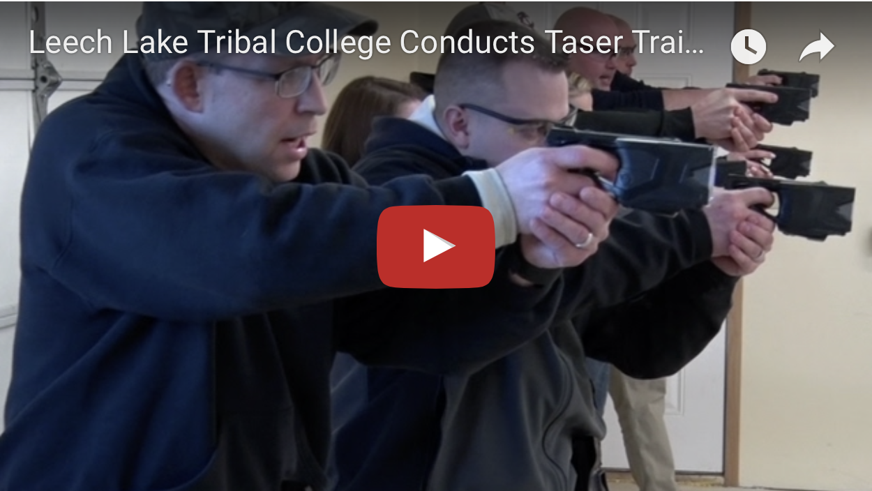 LLTC taser training