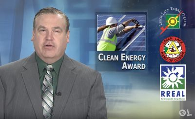 Clean Energy Award 2018