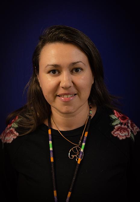 Dr. Helen Zaikina-Montgomery