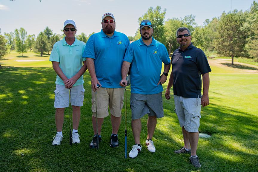 RP Broadcasting LLG and LLTC Team Golf Classic2021