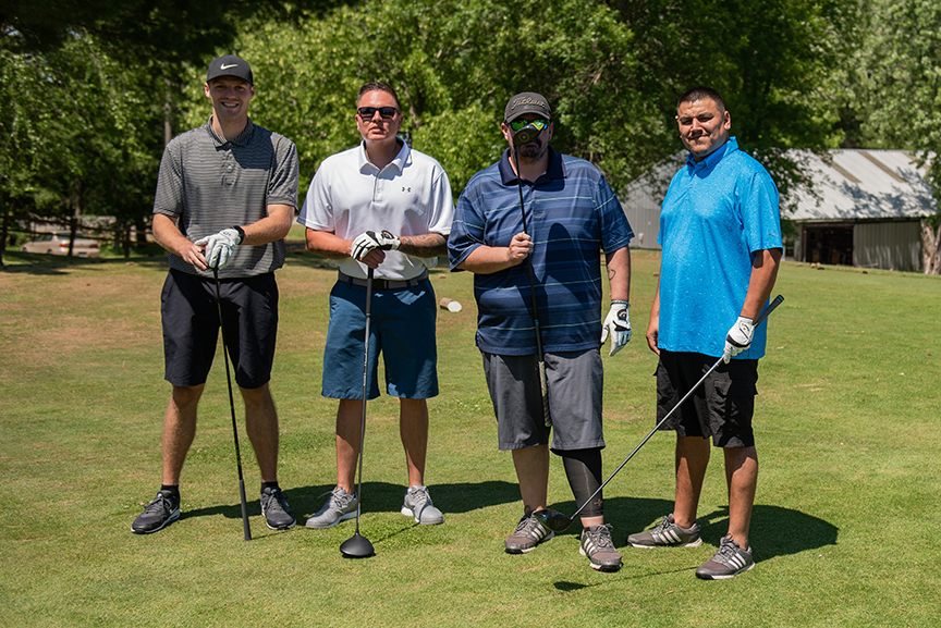 Mike Reyes Team Golf Classic 2021
