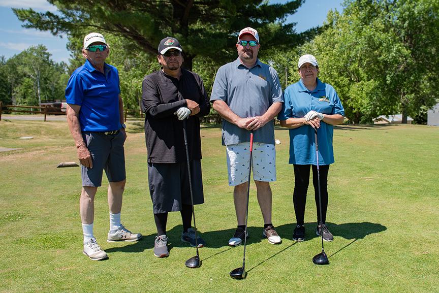 LLG Team 1 Golf Classic 2021